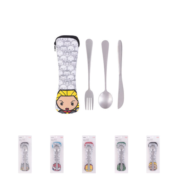 Marvel Cutlery Set