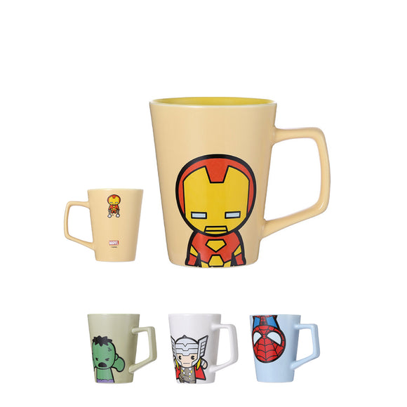 Marvel Tall Ceramic Mug