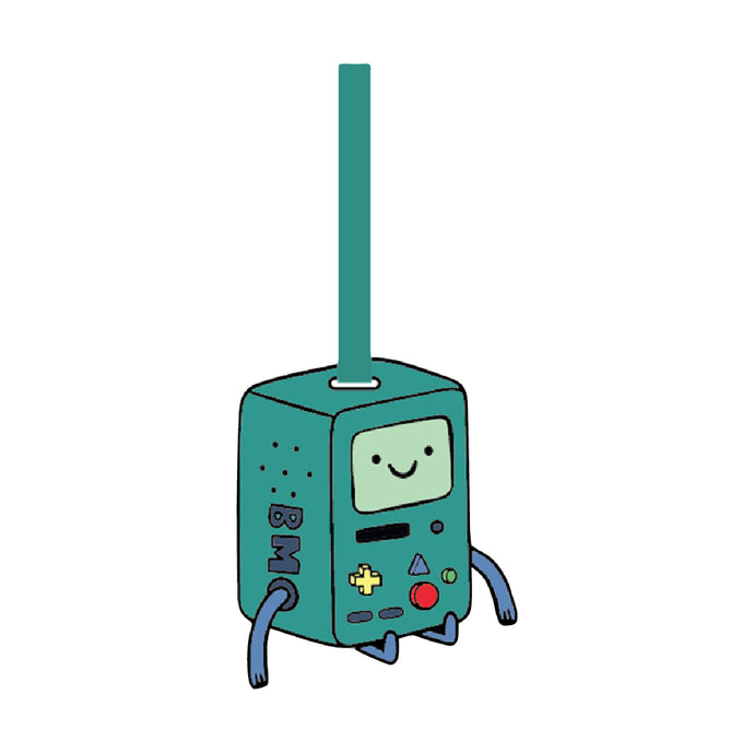 Adventure Time Luggage Tag Beemo