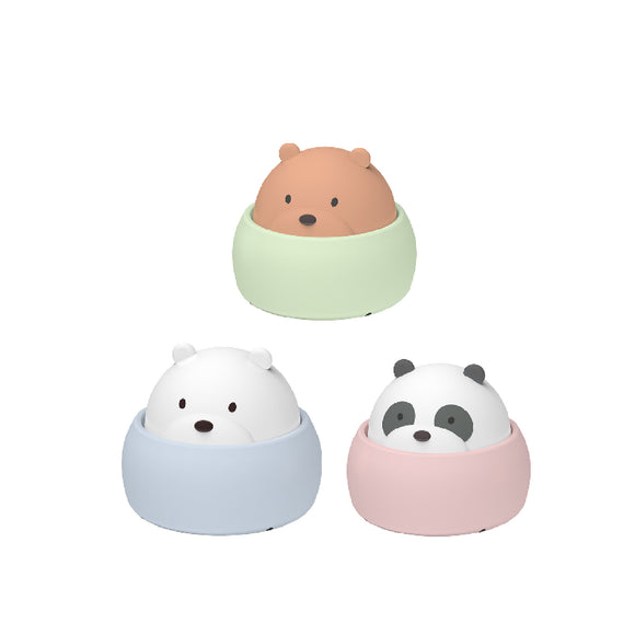 We Bare Bears Night Light