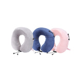 Foldable U-Shaped Neck Pillow