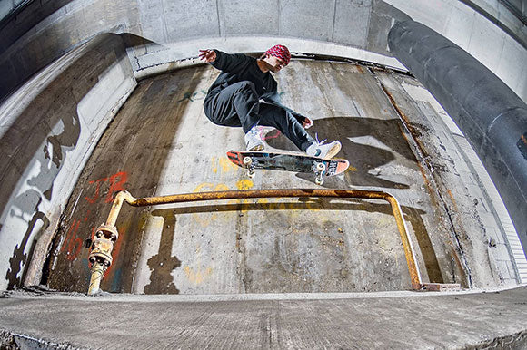 HUF WELCOMES NICK MATTHEWS TO THE TEAM