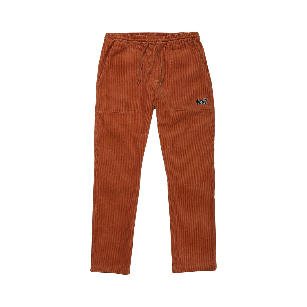 HUF 1993 Easy Pant Rust