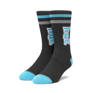 HUF 1993 Stripe Sock Mens Sock Black