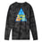 HUF Acid Skull Triple Triangle Long Sleeve T-Shirt Black
