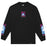 HUF ADULT ENT. LONG SLEEVE T SHIRT MENS LS TEE BLACK