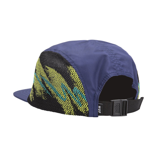 HUF Advantage Set Volley Hat Navy