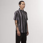 Load image into Gallery viewer, HUF Alandale Woven Shirt Black