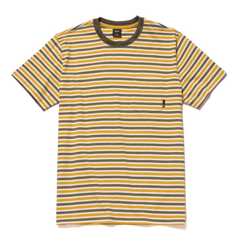 Alex Stripe Short Sleeve Shirt