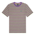 Load image into Gallery viewer, HUF Allen Short Sleeve Knit Top Mens SS Knitwear Grape