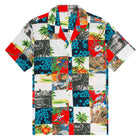 Load image into Gallery viewer, HUF Aloha Patchwork Resort Shirt Multi