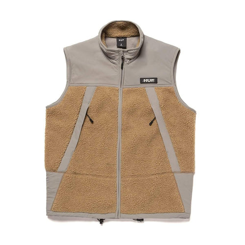 Huf Ansel Tech Vest Frost Grey