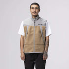 Load image into Gallery viewer, Huf Ansel Tech Vest Frost Grey