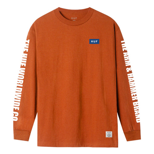 Arm & Hammer Gold Seal Long Sleeve T-Shirt
