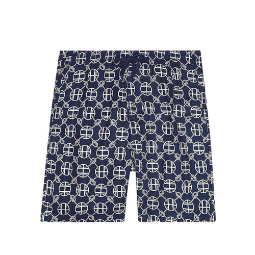 HUF Atelier Easy Short Mens Shorts Navy Blazer