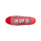 Load image into Gallery viewer, HUF Atelier Sock Mens Sock Mandarin Red