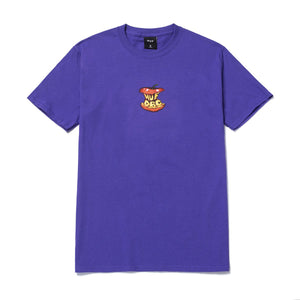 HUF Bad Apple T-Shirt Purple
