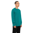 Load image into Gallery viewer, HUF Bar Logo Crew Mens Sweater Quetzal Green