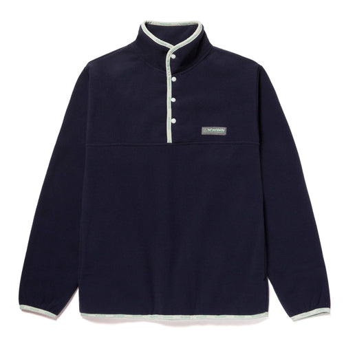 Huf Baxter Polar Fleece Navy Blazer