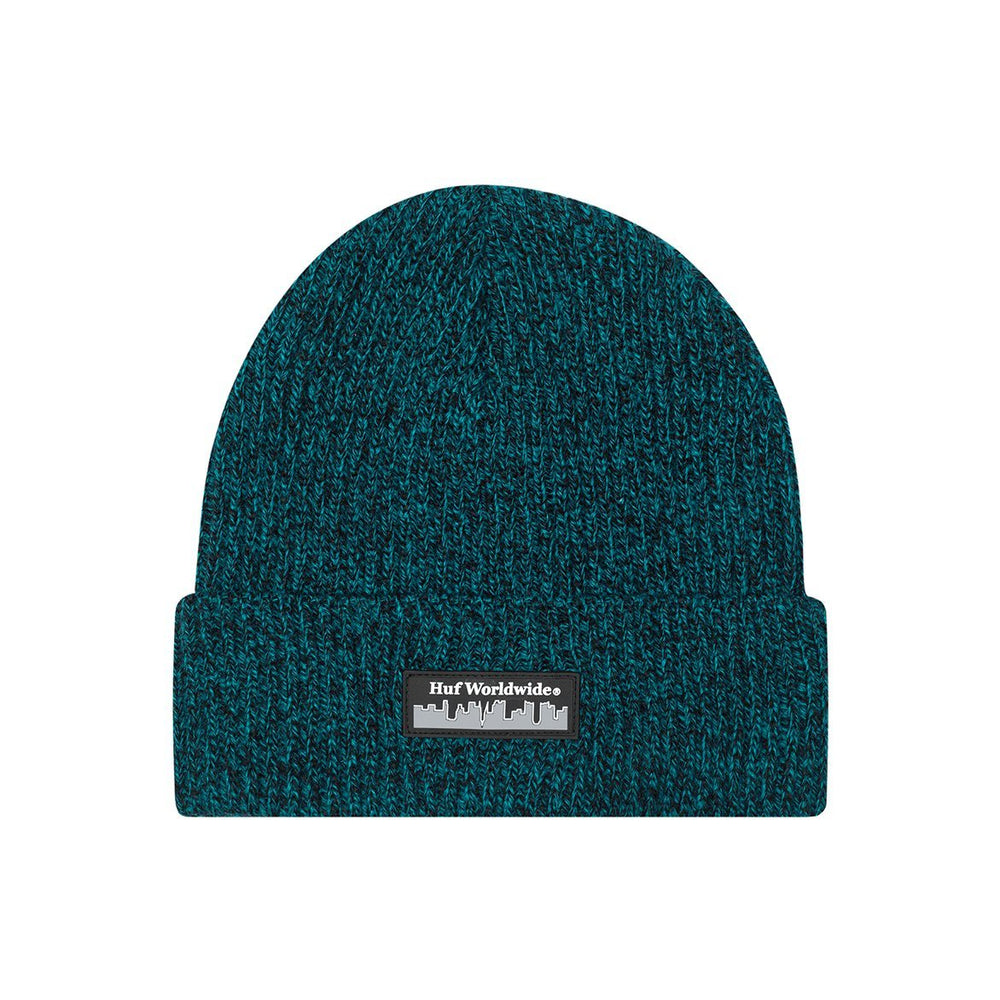 HUF Boroughs Beanie Mens Beanie Quetzal Green
