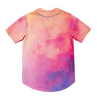 Load image into Gallery viewer, HUF Classic H Reflective Baseball Jersey Coral Pink