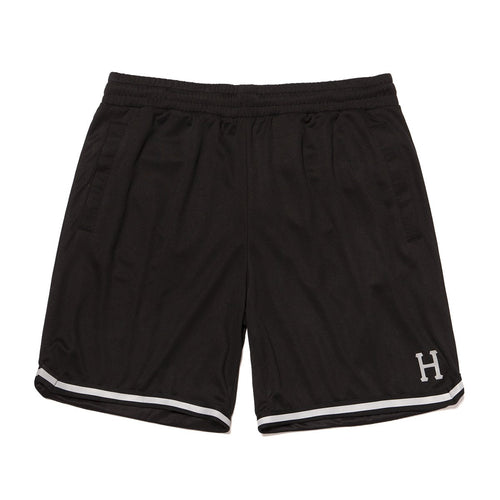 HUF Classic H Reflective Basketball Short Black