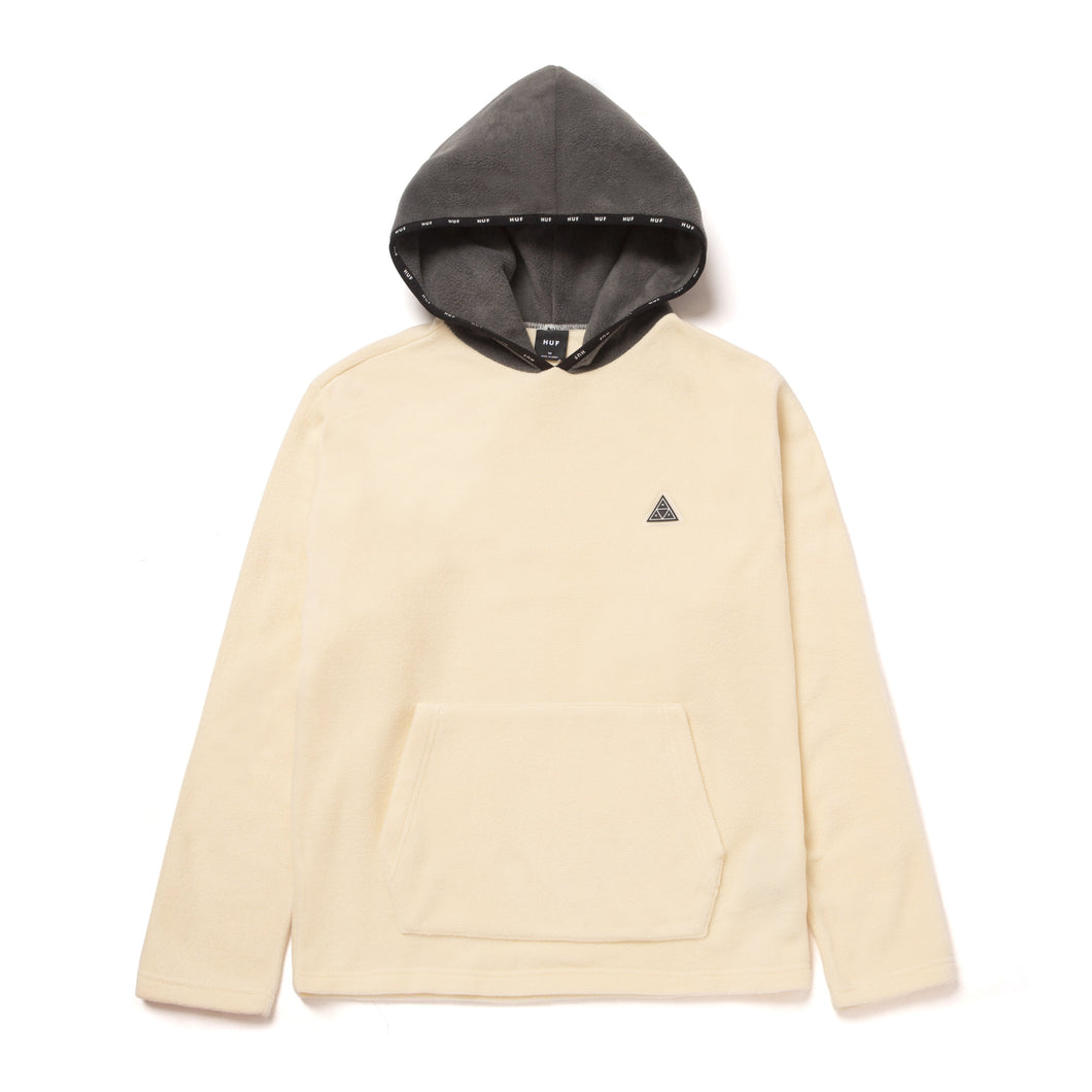 HUF Codex Polar Fleece Unbleached