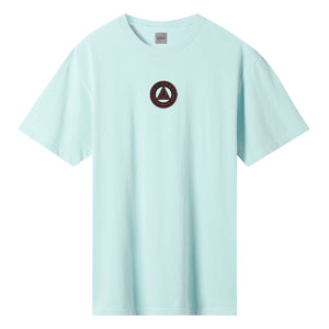 HUF Colour Tech Triple Triangle T-Shirt Mint