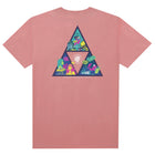 Load image into Gallery viewer, HUF Comics Triple Triangle T Shirt Mens Tee Desert Flower