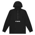 Load image into Gallery viewer, HUF Deja Vu Anorak Jacket Mens Jacket Black