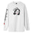 HUF Delincuente Long Sleeve T-Shirt White