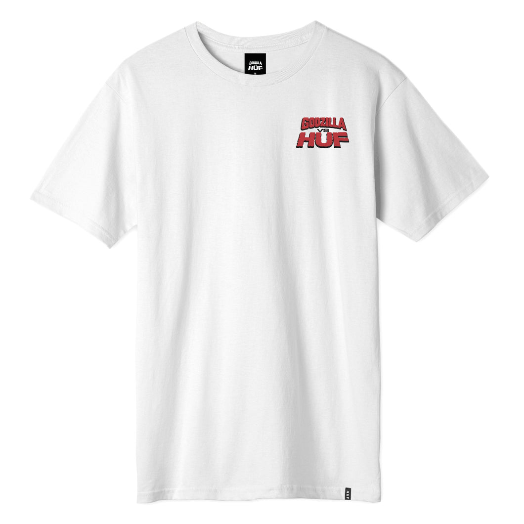 HUF DESTROY ALL MONSTERS T-SHIRT White