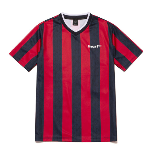 HUF Diego Soccer Jersey True Red