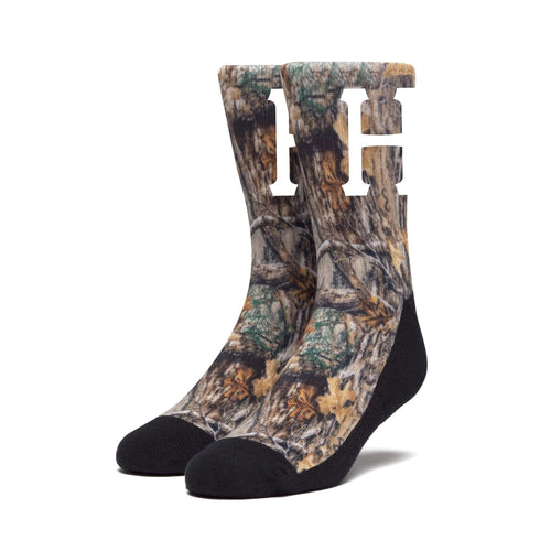 Huf Digital Realtree Sock Realtree