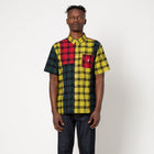 Load image into Gallery viewer, HUF Disorder Short Sleeve Woven Shirt Multi