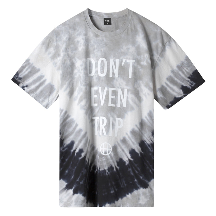 HUF Don't Even Trip T-Shirt Castle Rock