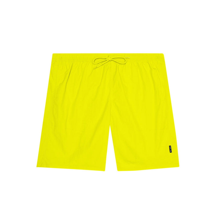 HUF DWR Fuck It Easy Short Hot Lime