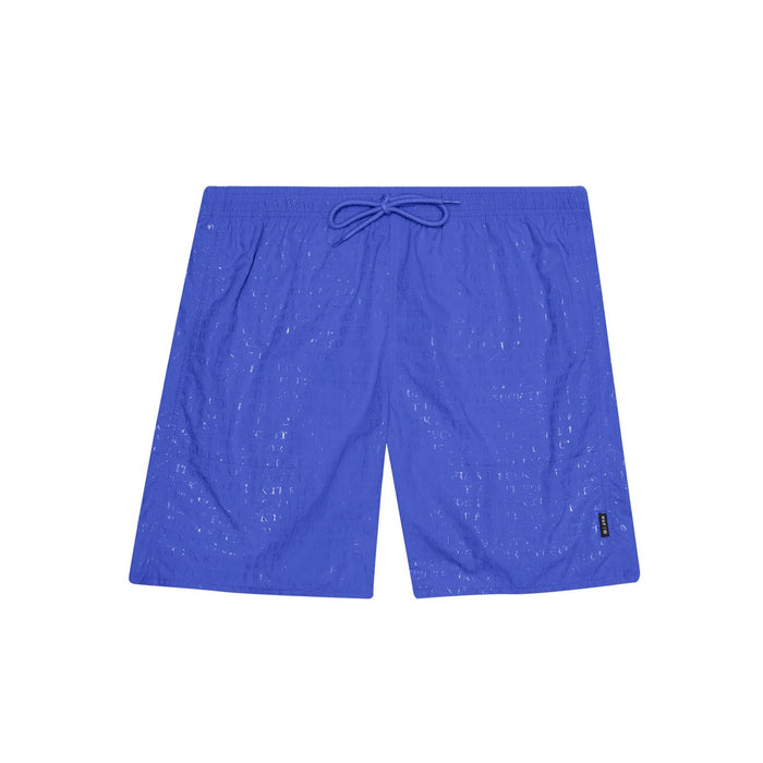 HUF DWR Fuck It Easy Short Olympian Blue