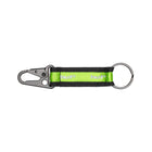 Load image into Gallery viewer, Huf Easy Keychain Black/green
