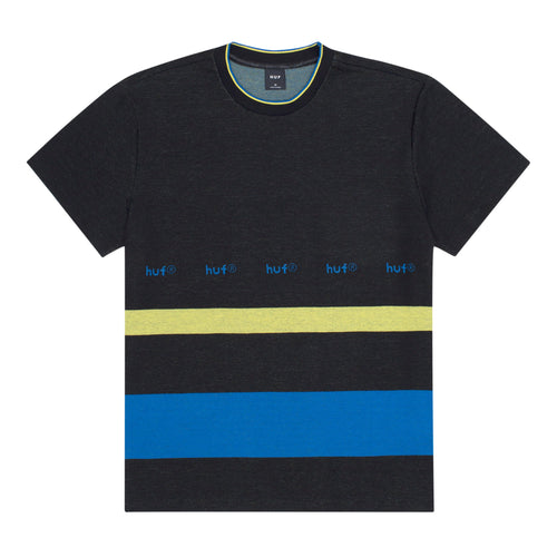 HUF Ellis YDS Short Sleeve Knit Black