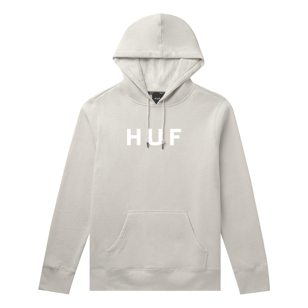 HUF OG Logo Pullover Hoodie Unbleached