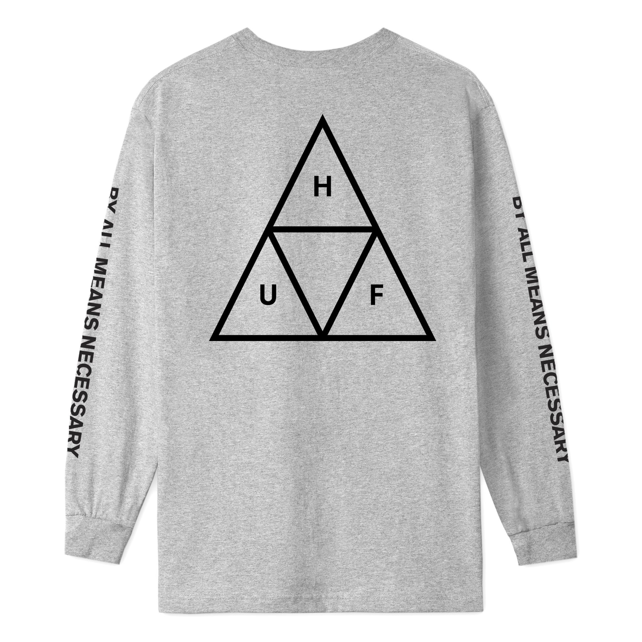 HUF Triple Triangle T-Shirt Manches Longues