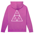 Load image into Gallery viewer, HUF Essentials Triple Triangle Pullover Hoodie Hot Pink