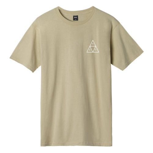 HUF Triple Triangle T-Shirt Camel