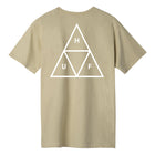 Load image into Gallery viewer, HUF Triple Triangle T-Shirt Camel