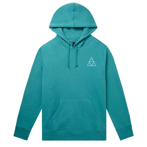 HUF MENS TRIPLE TRIANGLE T-SHIRT RUST