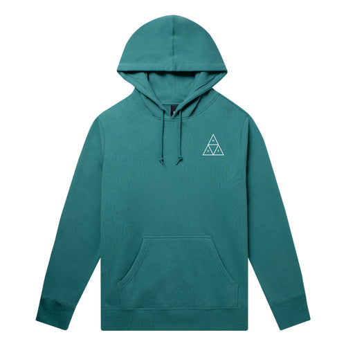 HUF Triple Triangle Pullover Hoodie Bold Teal
