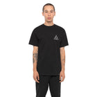 Load image into Gallery viewer, HUF Essentials Triple Triangle T Shirt Mens Tee Black