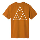 Load image into Gallery viewer, HUF Mens Triple Triangle T-Shirt Rust