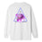 HUF Forbidden Domain Long Sleeve T-Shirt White